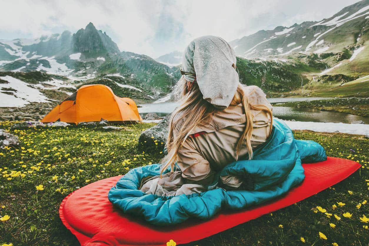 Faire du bivouac en haute montagne