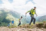 Une randonnée à la montagne