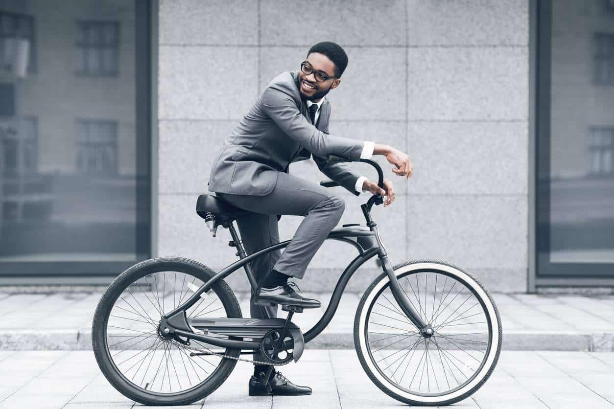 vélo pour aller au travail